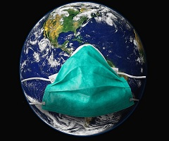 Planet Maske